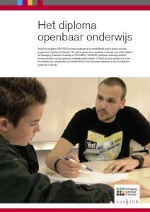 Brochure diploma openbaar onderwijs