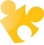 geel puzzelstukje